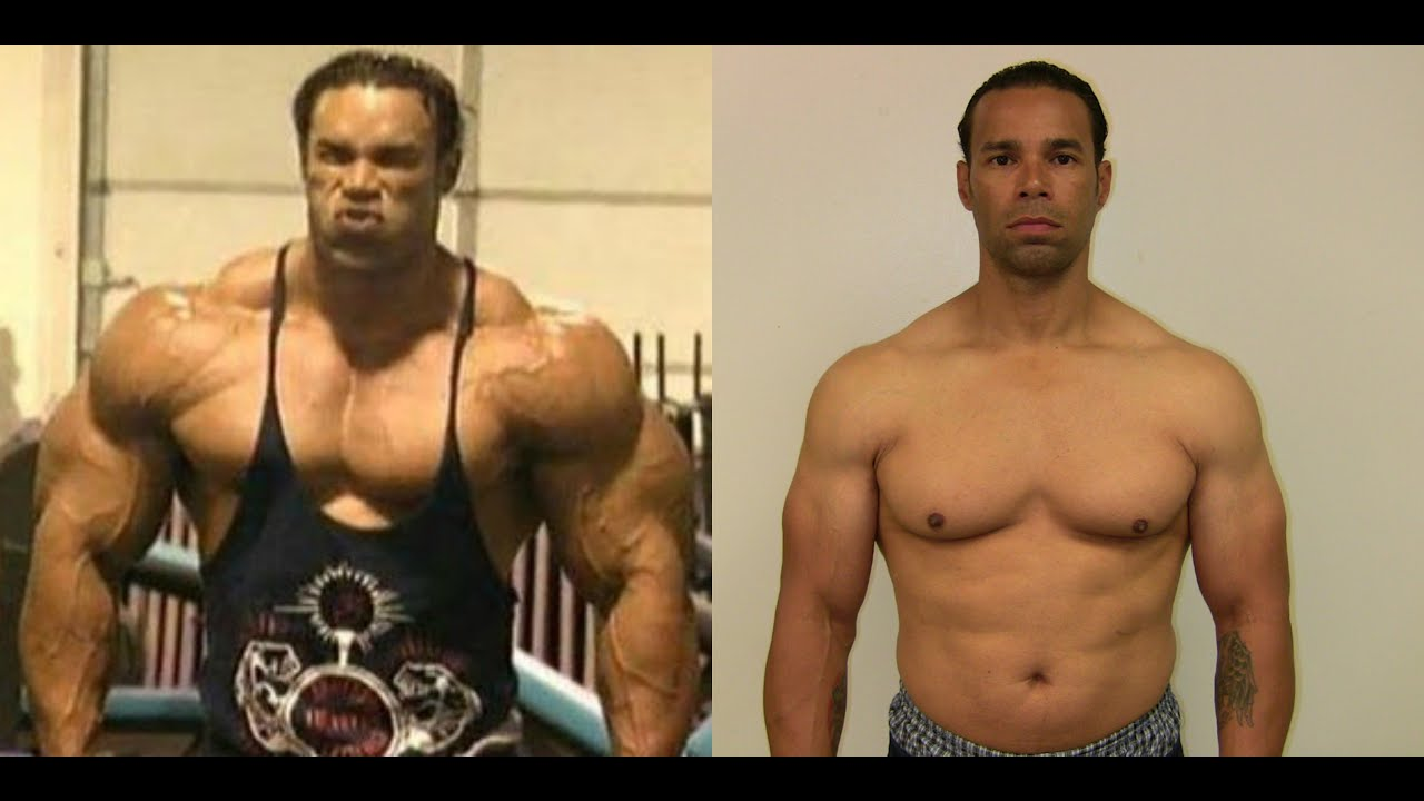 When Bodybuilders Retire - YouTube