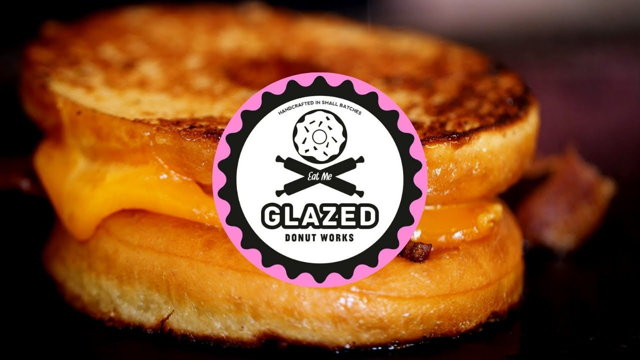 THERE IS A GRILLED CHEESE DONUT? WHAAAAT?