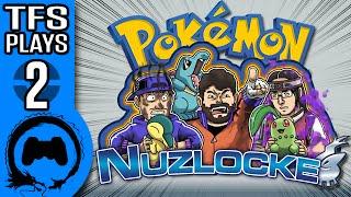 Pokemon Silver NUZLOCKE Part 2 - TFS Plays - TFS Gaming