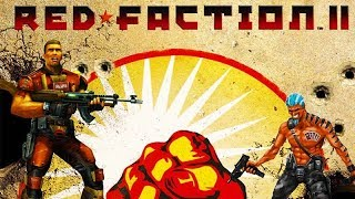 RED FACTION 2 All Cutscenes (Game Movie) PC 1080p 60FPS