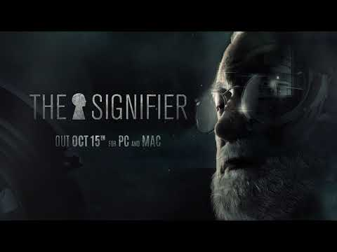 The Signifier Launch Trailer - 4K - Out Now for PC and Mac