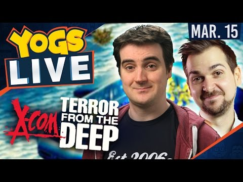 TERROR FROM THE DEEP [7] - Lewis, Ben & Alsmiffy's Singing Save The World - 15th March 2017