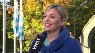 WAHL IN BAYERN: Die Grünen haben gut lachen und klare Vorstellungen