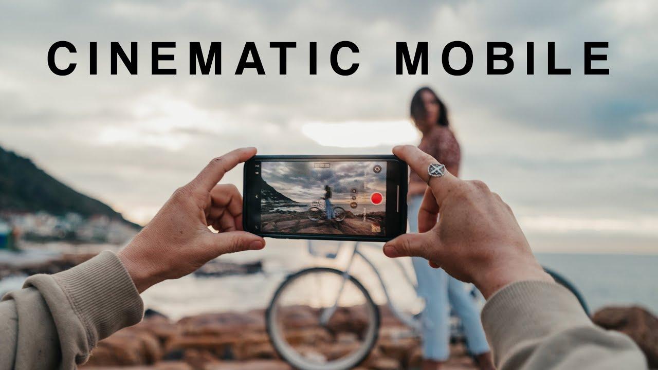 Make your MOBILE SMARTPHONE Footage Look CINEMATIC - Full Walkthrough