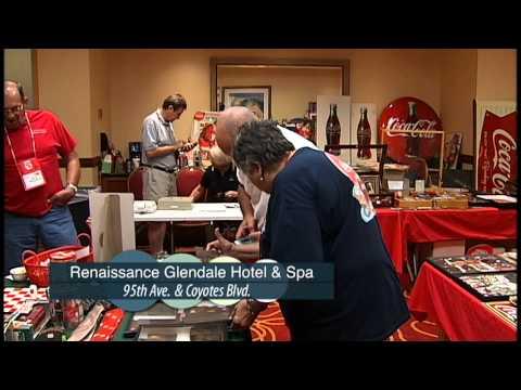 Glendale Hosts the 2015 Coca-Cola Collectors Club Convention