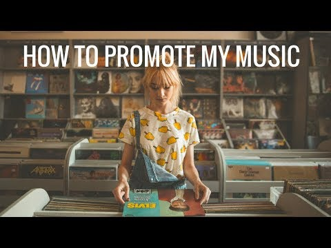 How to promote my music (music marketing strategies)