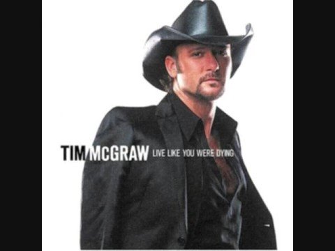 Tim McGraw - Can't Tell Me Nothin'