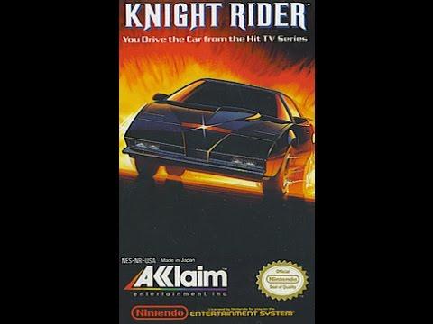 knight rider nes