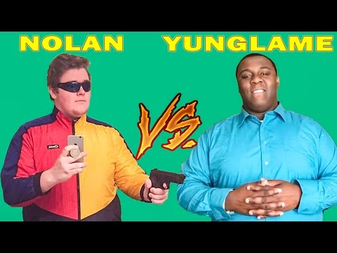 Nolan Roseborough Vines Vs Yunglame Vines (W/Titles) Best Vine Compilation 2017