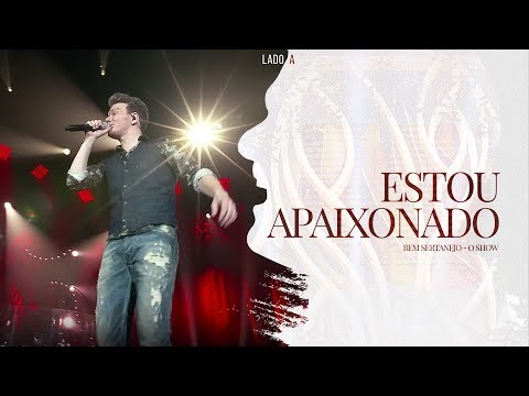 Michel Teló  Estou Apaixonado  DVD Bem Sertanejo