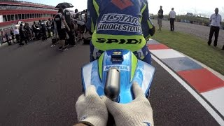 GoPro™ Behind the Scenes: The buzz on the Starting Grid
