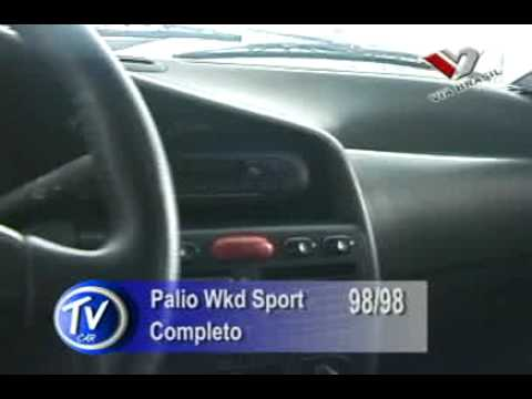Tv Car - Via Brasil - Palio WKD Sport 9898 GSD7251