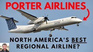 Porter Airlines Bombardier Q400 Trip Report