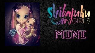 MINI SHIBAJUKU GIRLS \ Shizuka & Koe