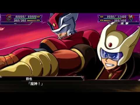 Super Robot Wars X - All Combination Attacks