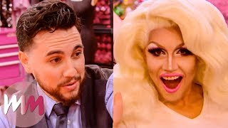 Top 10 Moments from RuPaul's Drag Race Season 10