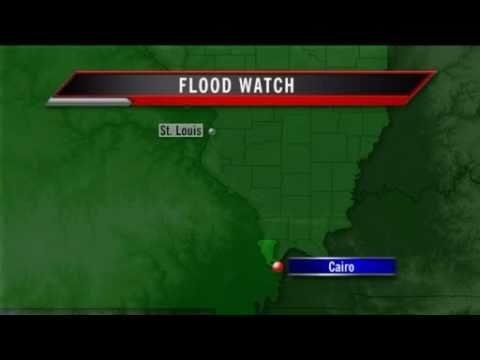 fox2now.com - Cairo, Illinois Evacuated Due To Flood Concerns -- KTVI 5-1-2011