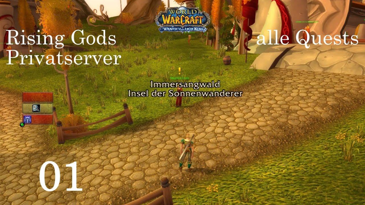 Rising Gods Server Down