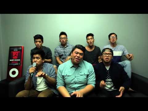 Rude (Acapella Cover) - AJ Rafael x @TheFilharmonic | AJ Rafael