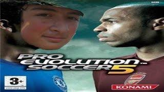 Efsane Oyun - PES 5 (Pro Evolution Soccer 5)