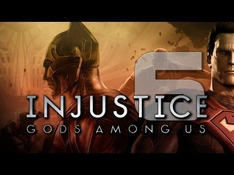 Injustice: Gods Among Us (#6) Lex Luthor, Flash i Wonder Woman