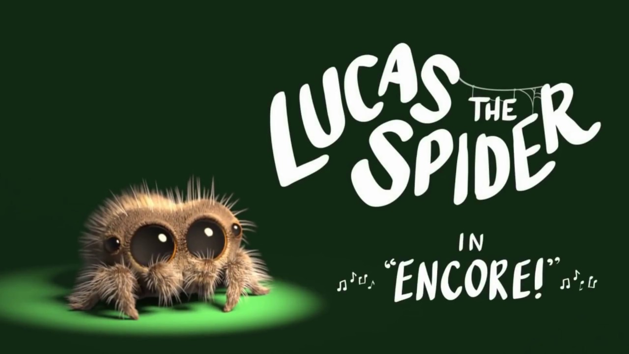 Download Lucas The Spider Creator Explains How He Makes People Fall In Love With Spiders