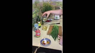 79. Луковая 🌱Заправка (для овощных салатов)