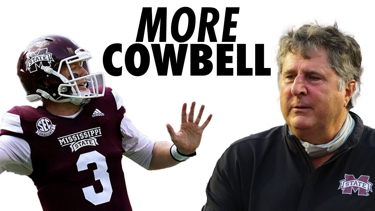 Mike Leach and Mississippi State Look GOOD