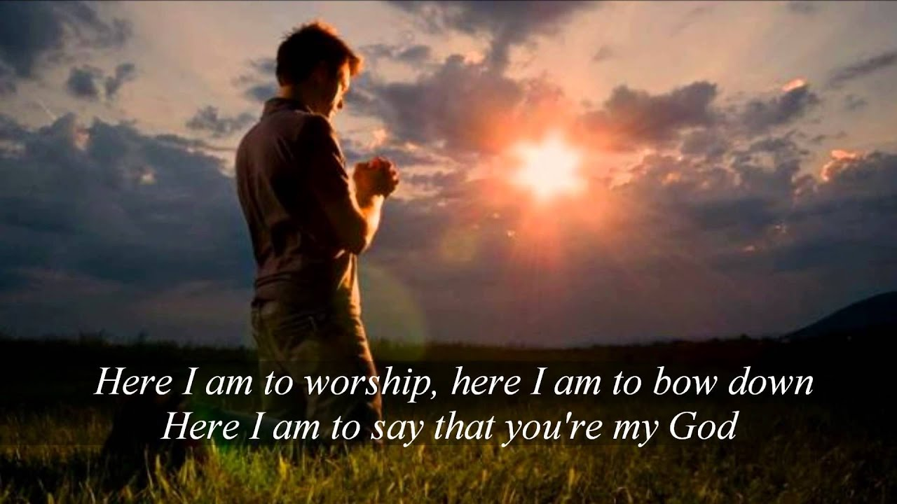 Image result for Here I Am to Worship - Michael W. Smith