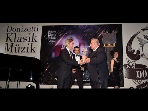 Beyoğlu Belediyesi - 7. Donizetti Klasik Müzik Ödülleri sahiplerini buldu