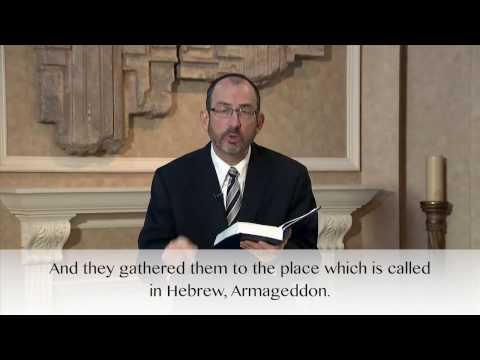 Dr. Baruch Korman: Revelation Chapter 16 Part 2