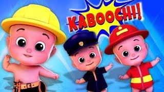 Kaboochi danse pour enfants | danse chansons pour enfants | enfants chansons | Kids Tv Française