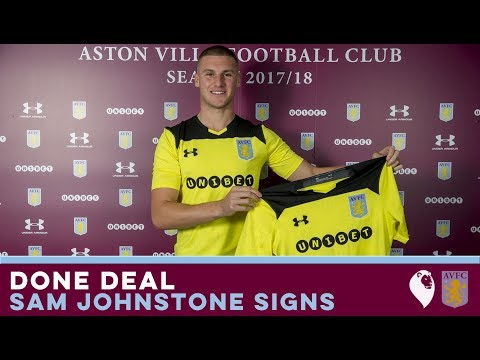 DONE DEAL | SAM JOHNSTONE SIGNS FOR ASTON VILLA!