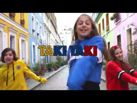 Taki Taki - Choreo by @delphinelemaitre - LOUELLA DANSE - MILA DANSE - LENA DANSE