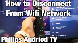 Philips Android TV: How to Dis…