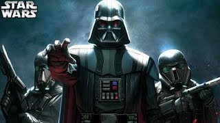 Star Wars Has BIG Changes Coming To Darth Vader and His Story - What It Means