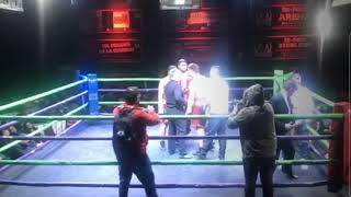 Казахстанский нокаутер в первом раунде разобрался с мексиканцем