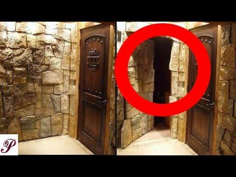 Secret Door Hidden Rooms