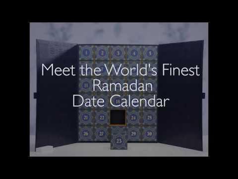 ONETAQWA Ramadan Calendar