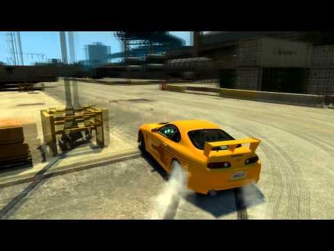 GTA IV - Drifting #7