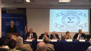 "ICTS Seminar: ""ISIS: An Emerging Global Sunni Caliphate?"""