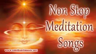 LIVE 🔴- नॉन स्टॉप मेडिटेशन गीत | Non Stop BK Meditation Songs|Brahma Kumaris Om Shanti Music