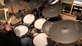 Kid Charlemagne - Steely Dan (Drum Cover)