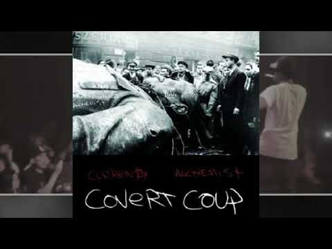 Curren$y & The Alchemist ● 2011 ● Covert Coup (FULL ALBUM)