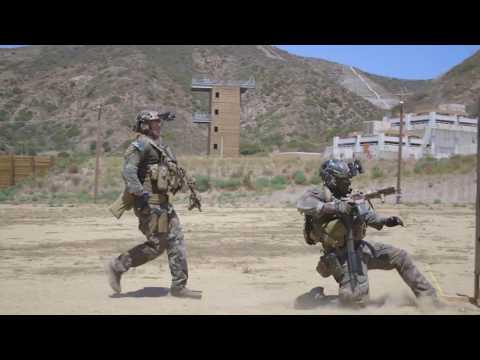 MARSOC Marines conduct CQB Training at Camp Pendleton.