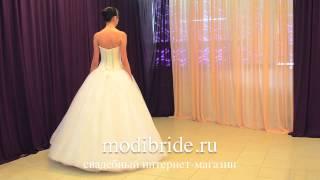 Платье Slanovskiy 13031 - www.modibride.ru Свадебный Интернет-магазин