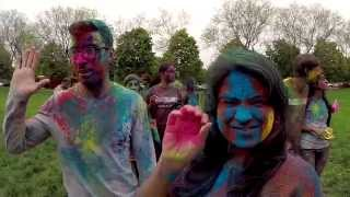 Chicago Booth Holi Celebration