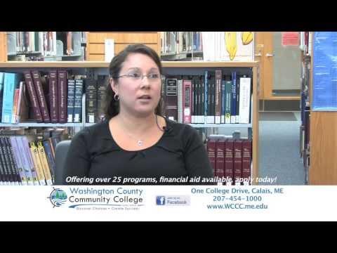 "Washington County Community College: ""The Next Step"""