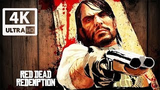 RED DEAD REDEMPTION 4K Gameplay Full Walkthrough (Xbox One X) No Commentary