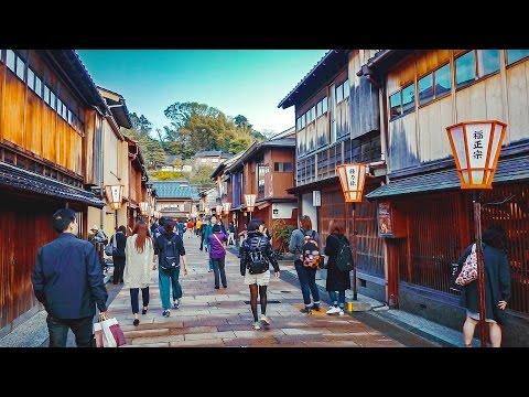 Alla scoperta del GIAPPONE TRADIZIONALE • Japan Interrail Ep.5 [Kanazawa - Kyoto]